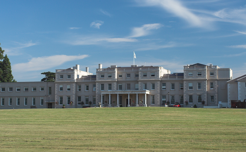The Summit will be held at Wokefield Park Conference Centre in Berkshire, England. Image courtesy of IFMA.
