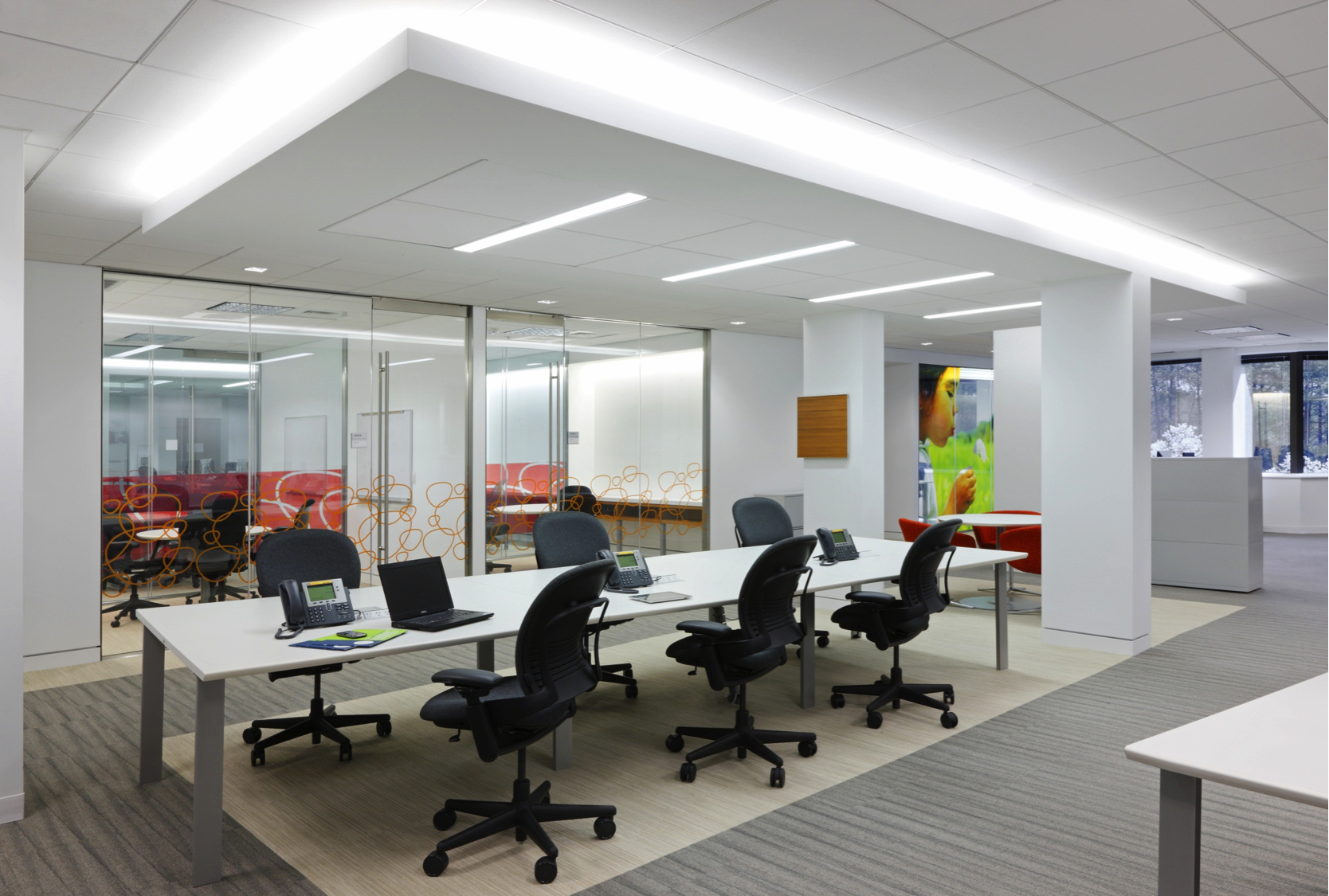 Work design talks dc designing for employee interaction for Office design concepts and needs