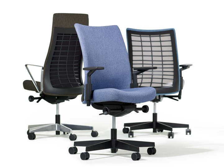 a chair that supports how we move and think at work