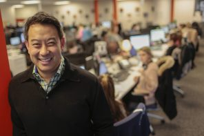 CEOs Talk Workplace: Timothy Chi on WeddingWire's HQ