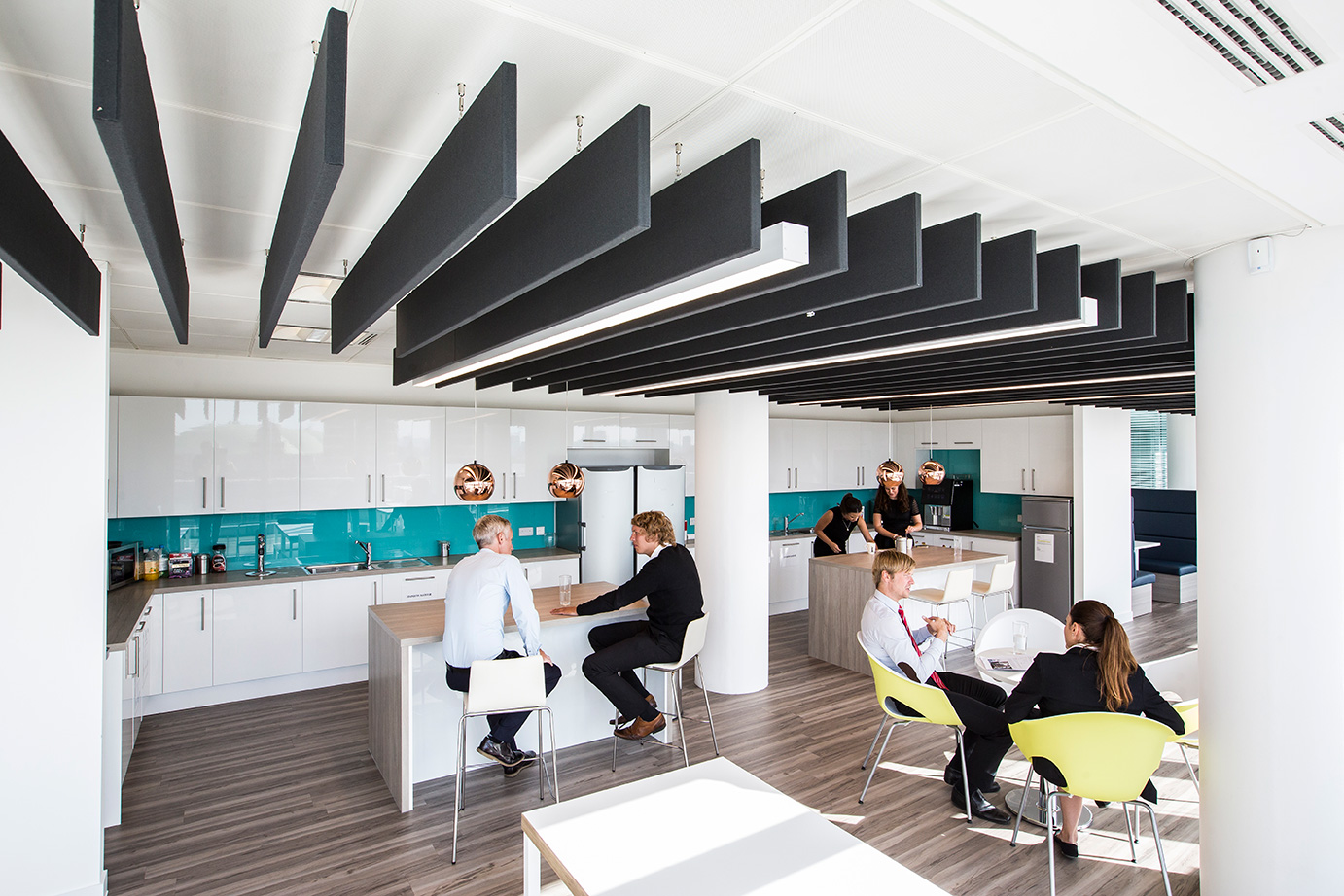 a super collaborative office in central london