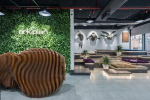 An Office Design in India that Keeps Creativity, Energy and Spirits High