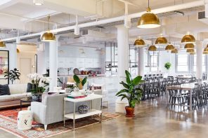 One Kings Lane's Creative Headquarters in New York City