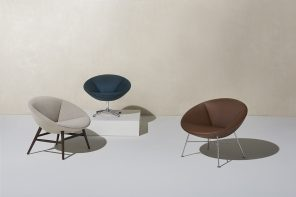 Davis Introduces Muse: A Soft Seating Collaboration With Jehs+Laub