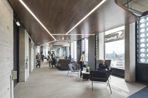 Agility and Flexibility are at the Heart of Capital One's New London Offices