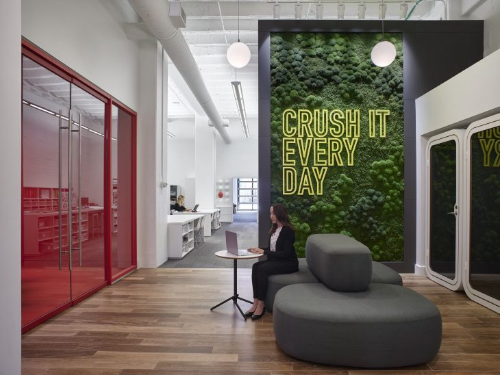 A Cleveland Design Firm Expands its Office to Foster Creativity